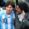 ميسي: مارادونا لن يغادر أبدا