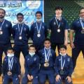 ناشئين طاولة الفتح ثانيًا في بطولة كأس الاتحاد
