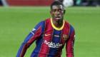 قرار من برشلونة لحسم مصير عثمان ديمبيلي