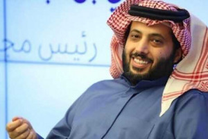 تركي آل الشيخ ينفي نقل ساسي للهلال السوداني