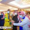 تتويج واحتفالية النصر بلقب كأس بيرين للسوبر السعودي – فيديو