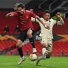 مدافع روما يسخر من دفاع الفريق أمام يونايتد