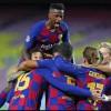 النصر يفكر في لاعب برشلونة