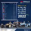 الموسم الثامن من سباقات الفورمولا إي ينطـلق من الدرعية التاريخية