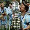 رونالدينيو يعترف: سعادة بخسارة البرازيل لكوبا أمريكا بسبب ميسي