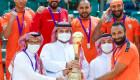 """مضـر"""" بطلاً للسوبر السعودي الأول لكرة اليد """"مهد 2021"""""""