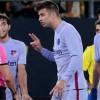 بيكيه ينتقد أداء برشلونة