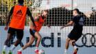 غيابات عديدة في ريال مدريد في ميستايا