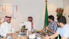 الاتحاد يعقد اجتماع مع رئيس لجنة الحكام بسبب لقاء الشباب