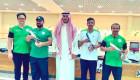 4 ميداليات سعودية في خليجية الرماية