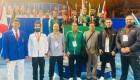 تايكوندو السعودية تحصد الذهب الدولي