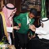 سلطان بن سلمان يشكر خادم الحرمين الشريفين لتكريمه النخلي