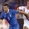 الاصابة تهدد مشاركة الإيطالي تياجو موتا في لقاء انجلترا