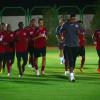 بالصور: تدريبات الفيصلي تنطلق وسط حضور المدرب الجديد