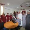 بالصور   أمين هيئة أعضاء الشرف بالفيصلي يدشن موقع النادي