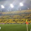 تيفو مباراة الاتحاد والنصر