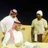 عبدالله بن متعب يضيء ميدان الحربية و ينعش قلوب جمهوره