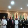 عقد أجتماع الاتحاد العربي لاعداد القادة في القاهرة