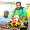 نجاح العملية الجراحية لصحابي العروبة