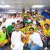 إدارة الخليج تودع راتب شهر للاعبين بدعم من الشريك الإستراتيجي (المجدوعي هيونداي)