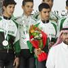دراجو الأخضر الشاب يواصلون حصد الميداليات بتحقيقهم ثاني فضيات الخليج