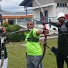 أخضر السهام يصل الى ماليزيا للمشاركة في البطولة المفتوحة