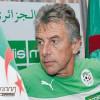 غوركوف يستقيل من العارضة الفنية للمنتخب الجزائري
