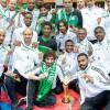 بعثة أخضر الكاراتيه تغادر الى دبي للمشاركة في الدوري العالمي
