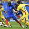 بالصور : فرنسا تتفوق على رومانيا في لقاء إفتتاح يورو 2016