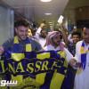 بالصور : النصر يستقبل مدافعه البرازيلي برونو أوفيني