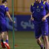 """برونو أوفيني في أول ظهور مع النصر """" العود من أول ركزة """""""