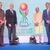 سلمان بن ابراهيم : الهند قادرة على تنظيم كأس العالم للناشئين بكفاءة عالية