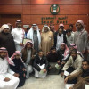 طلاب التربية الفكرية بثانوية الهفوف يزورون البريد السعودي