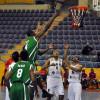 """الإمارات تخطف الفوز من """"أخضر السلة"""" في البطولة العربية"""