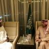 الأمير تركي بن عبدالله يستقبل ماجد عبدالله رئيس مجلس إدارة جمعية أصدقاء لاعبي كرة القدم