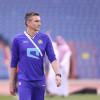 حديث مدرب النصر كارتيرون واللاعب ايفان قبل مباراة الشباب