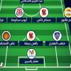 إعلان التشكيلة المثالية للجولة الثالثة من البطولة العربية ولاعبان من الهلال يتواجدان
