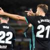 مايورال يسجل أولى أهدافه الرسمية مع ريال مدريد