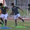 أولمبي أحد يختتم استعداداته لمواجهة الفيصلي في انطلاق كأس الأمير فيصل