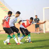 منتخب الشباب يستأنف تدريباته بمعسكره في الخُبر