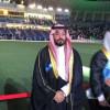 الاستاذ محمدالزهراني يتلقى التهاني بمناسبة حصوله على درجة البكالوريوس من جامعة الملك سعود