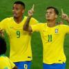 كوتينيو رجل لقاء البرازيل وسويسرا