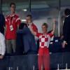 رئيسة كرواتيا للاعبين: حاربتم الأسود.. نحن فخورون بكم