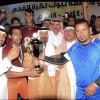حوراء املج بطل منطقة تبوك لكرة القدم