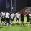 الصلهيم يعود لتدريبات الشباب قبل مواجهة النصر