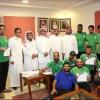 الاتحاد السعودي لرياضة الصم يحتفي بمدربين القدم المشاركين في الدورة المتقدمة