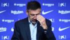 رئيس برشلونة يهدد بالغياب عن الكلاسيكو
