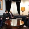 سمو وزير الرياضة يصل روما في زيارة عمل رسمية