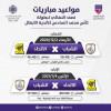 اللجنة المنظمة لبطولة كأس محمد السادس للأندية الأبطال تعلن مواعيد مباريات دور نصف النهائي