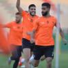 العطوي يحفز لاعبي الاتفاق قبل بداية الدوري